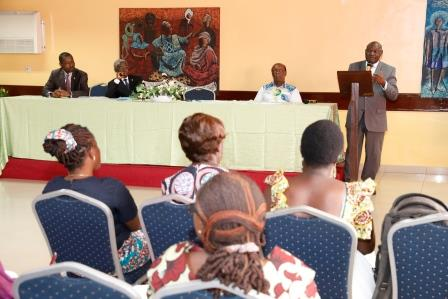 Official Launch of the ACAC Project in Yaounde